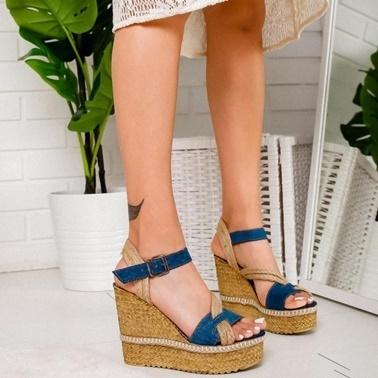 Limoya Ayakkabı Mavi